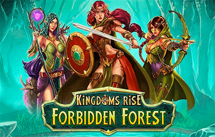 KINGDOMS RISE: LA NUOVA SLOT DI PLAYTECH