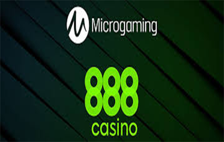 LE SLOT MICROGAMING SBARCANO SU 888CASINO