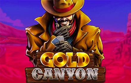 LA CORSA DELL'ORO DI BETSOFT: ECCO LA SLOT GOLD CANYON
