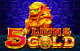 PRAGMATIC PLAY LANCIA LA SLOT MACHINE 5 LIONS GOLD