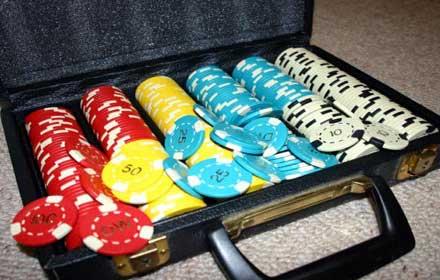 chips poker