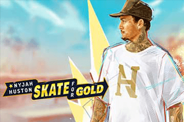 Nyjah Huston - Skate for Gold