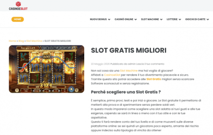 blog casinoeslot