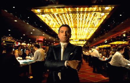 Robert De Niro gioco d'azzardo
