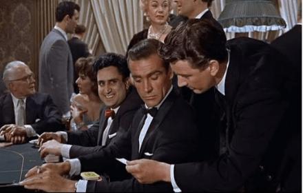 Sean Connery roulette numero 17