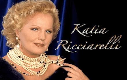 Katia Ricciarelli casino gioco d'azzardo