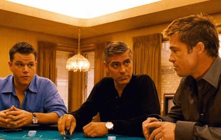 Matt Damon casino gioco d'azzardo