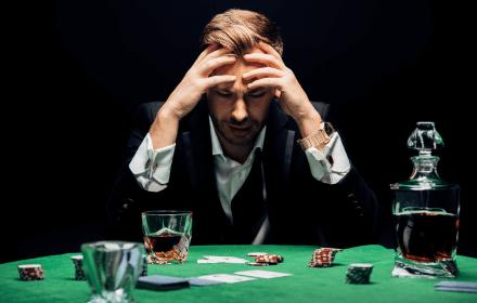 smettere di giocare al casino