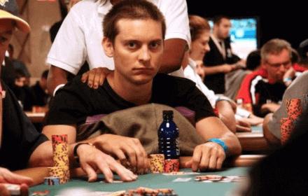 tobey maguire attore e gioco d'azzardo